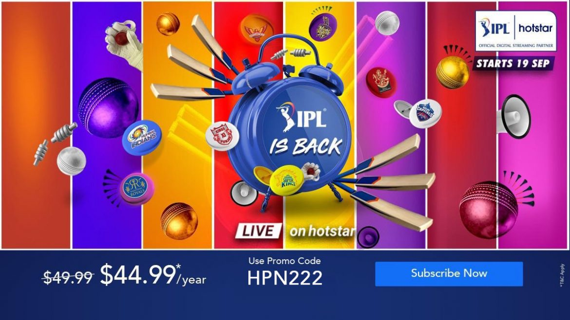 Hotstar USA Coupon Codes | Watch IPL 2020 online | Hotstar USA Deals | Hotstar Discount Coupons