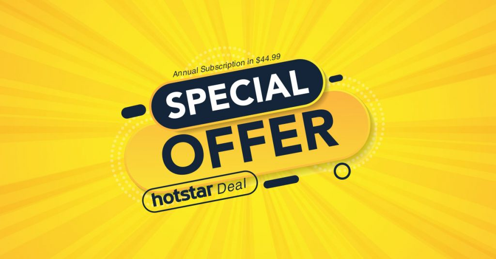 Hotstar USA Coupon Code HPN222