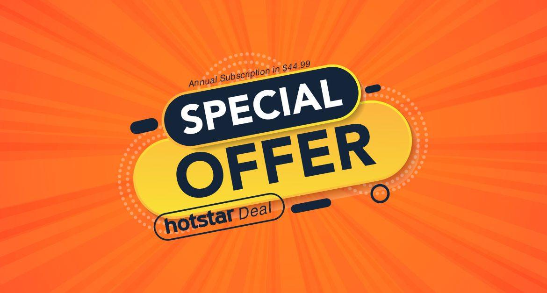 Hotstar Promo Code