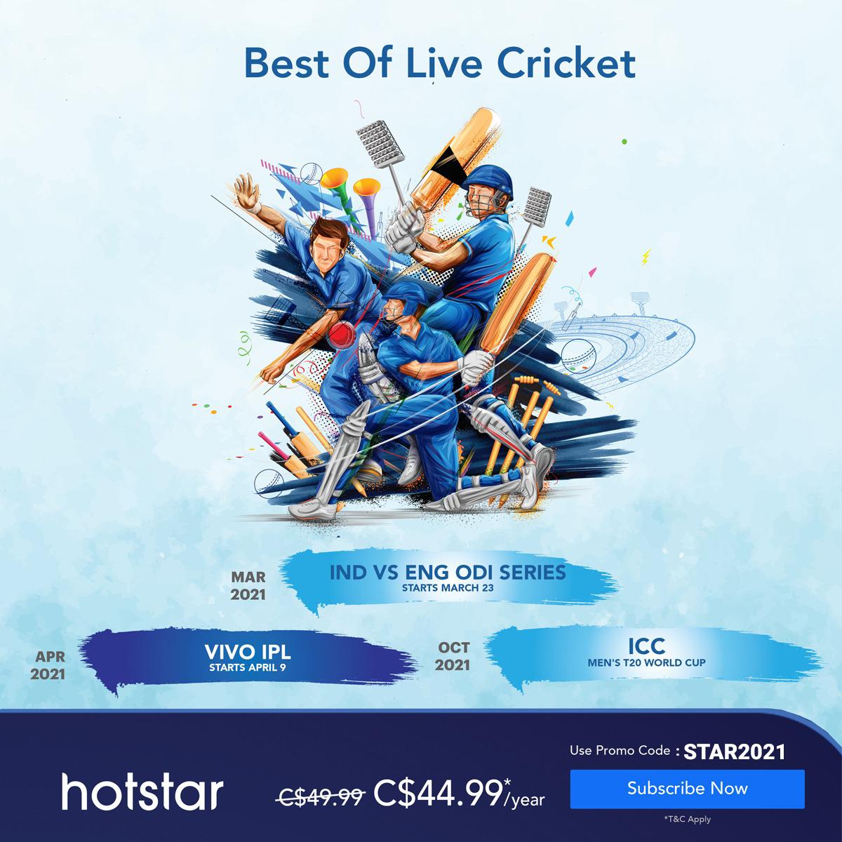 IPL 2021 on Hotstar USA   IPL 2021  IPL 2021 Teams  IPL 2021 Schedule
