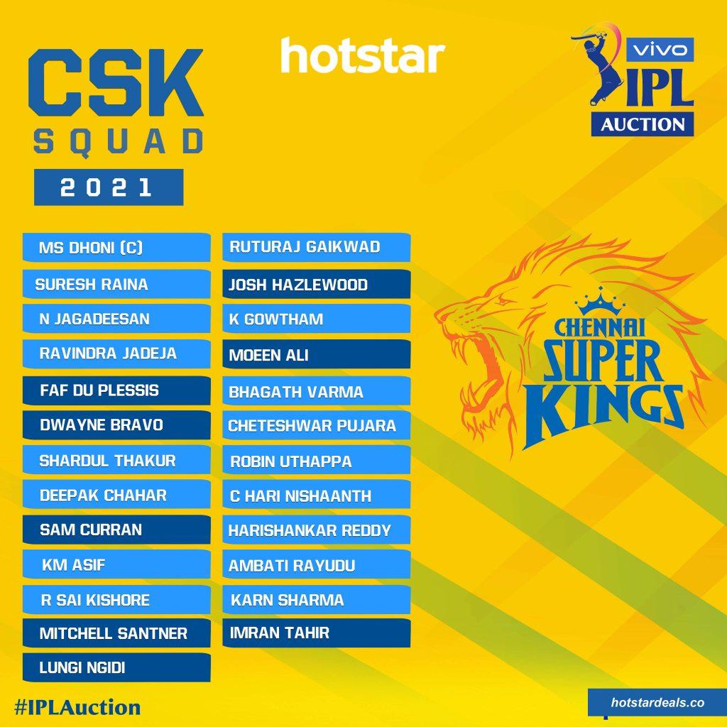 IPL 2021 on Hotstar US