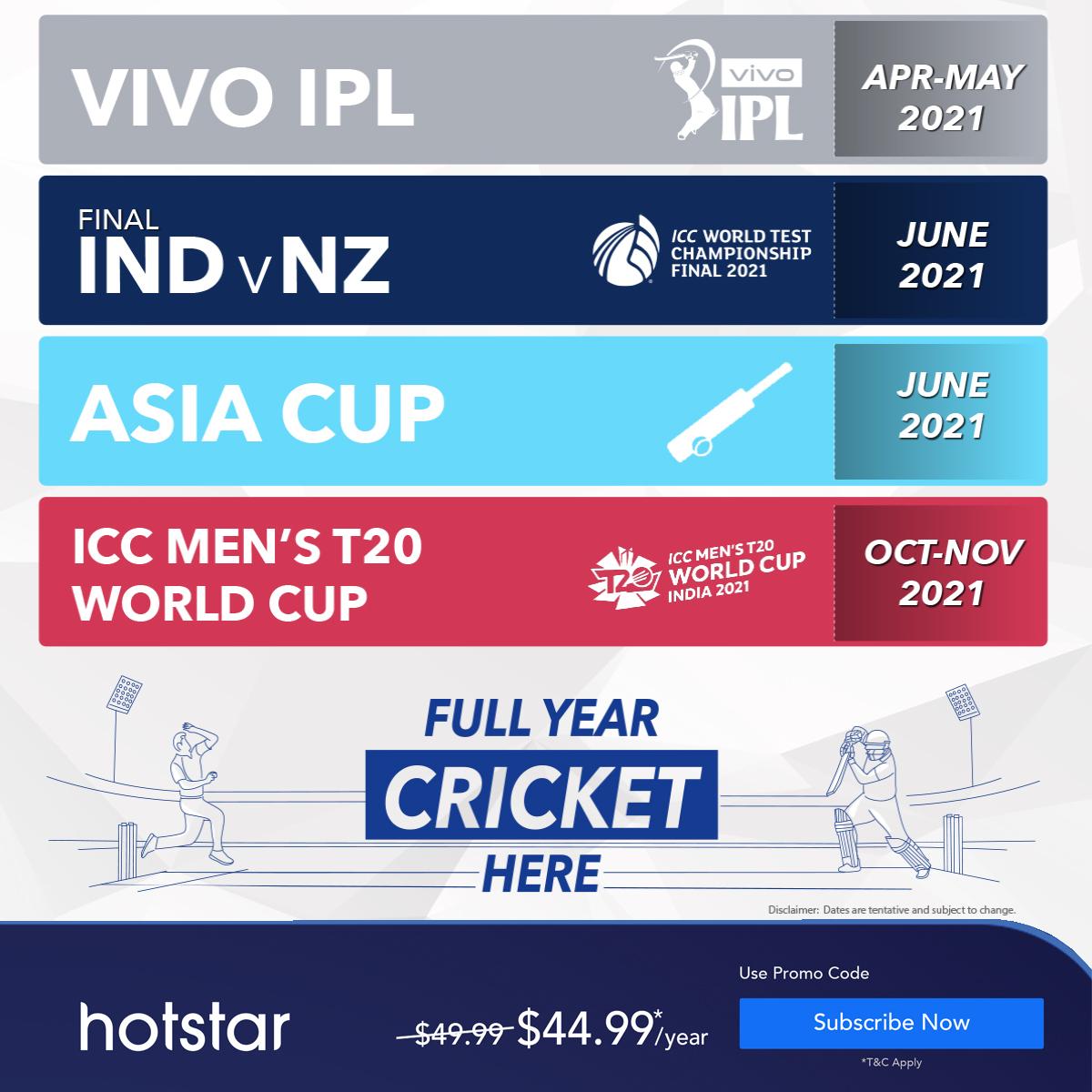 Watch IPL 2021 on Hotstar USA - Hotstar usa